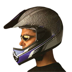 Same technology used in helmets, athletic padding, sport fields and playgrounds, footwear, automobile seating and more.