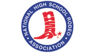 NHSRA Logo: National High School Rodeo Association