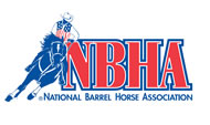 NBHA Logo: National Barrel Horse Association