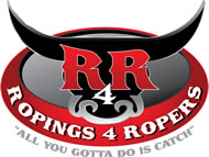 Ropings 4 Ropers Logo
