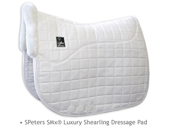 Steffen Peters Saddle Pad