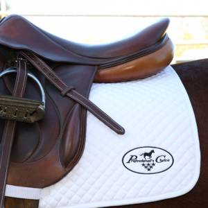 English - Saddle Pads