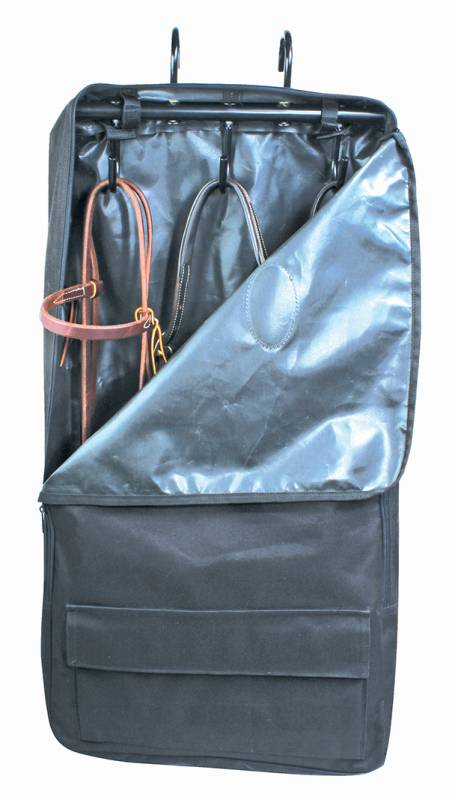 Professional S Choice Bridle Bag With Rack