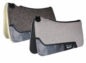 Saddle Pads - Cowboy Felt Air Ride Saddle Pads