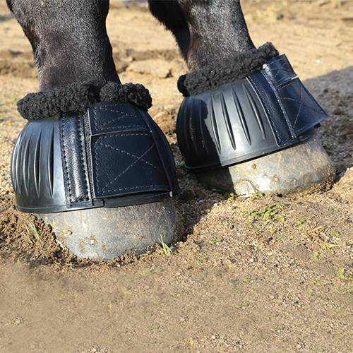 Fleece Lined Bell Boots