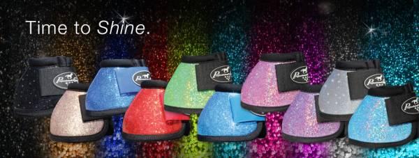 Glitter Bell Boots