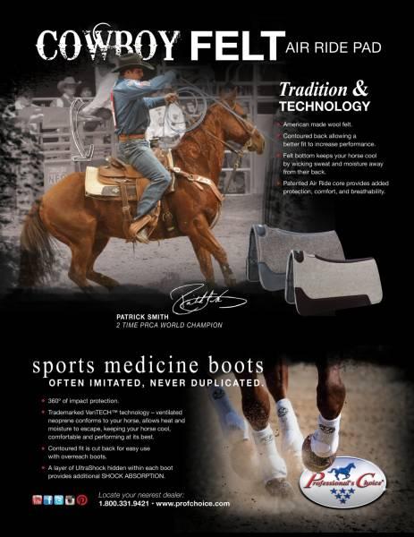 Cowboy Felt & SMB Branding
