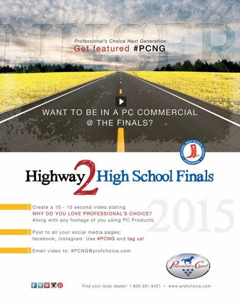 Highway 2 finals
