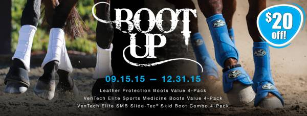 Boot Up 2015