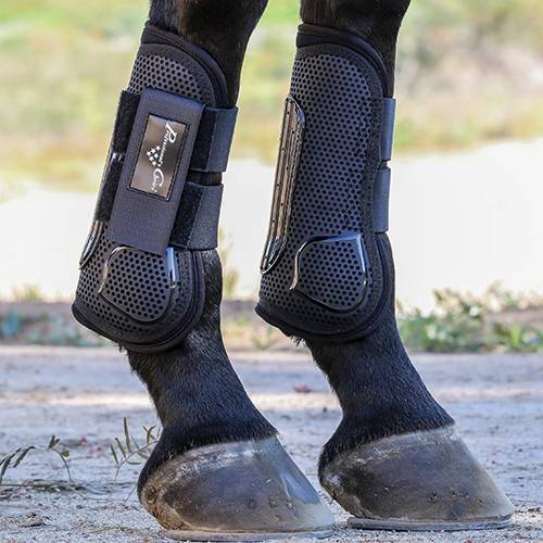 Pro Mesh Show Jump Boots