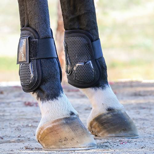Pro Mesh REAR Show Jumping Boots