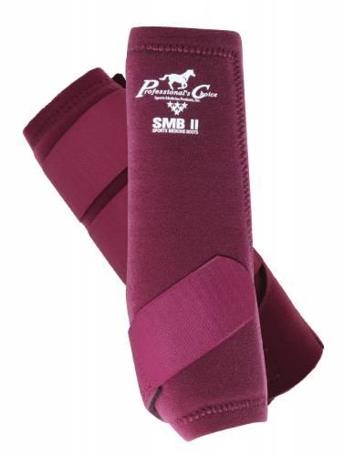 Pair Professionals Choice Equine Smbii Leg Boot