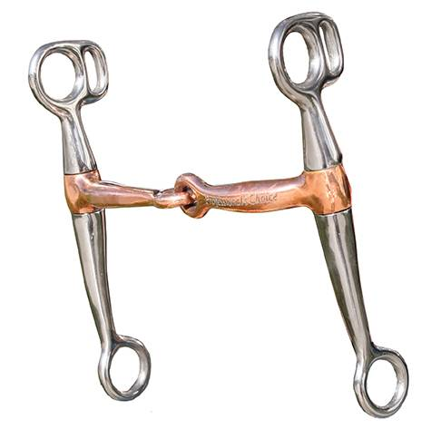 Equisential by Professionals Choice - Equisential Bit - Tom Thumb