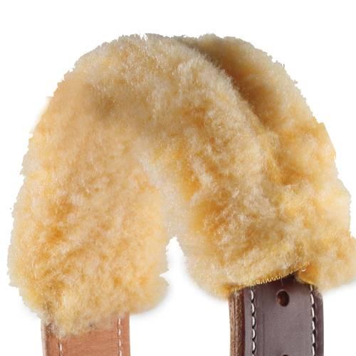 Fleece Cover for Crib Collar