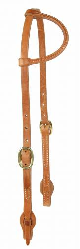 Round Ear Quick Change Headstall