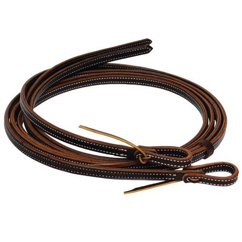 Oiled 2-Ply Latigo Reins
