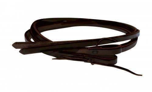 Ranchhand Heavy Oil Harness Leather Split Reins