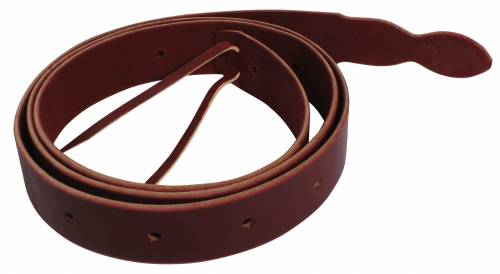 Latigo and Harness Leather Cinch Tie Straps