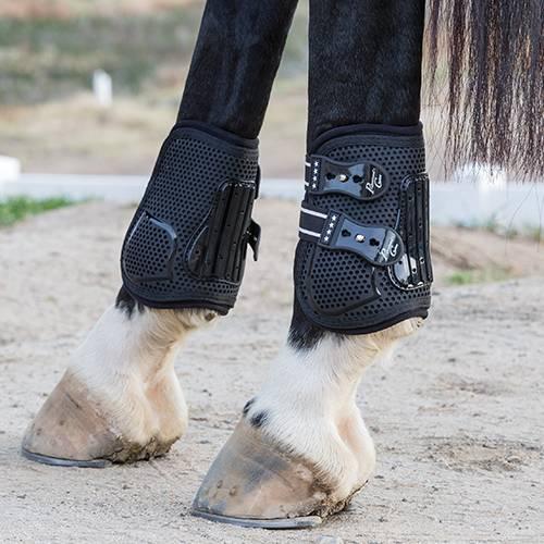 Pro Mesh TPU REAR Show Jump Boots-Black
