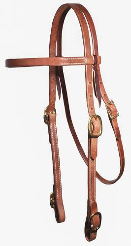 Browband Buckle Headstall