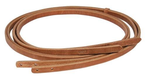 No-Loop Harness Leather Reins