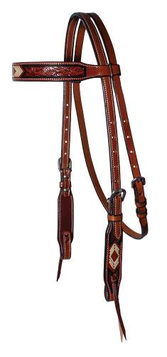 Arrowhead Collection - Browband Headstall