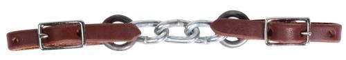 Heavy 3 Link Curb Strap