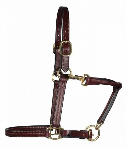Classic Leather Halter
