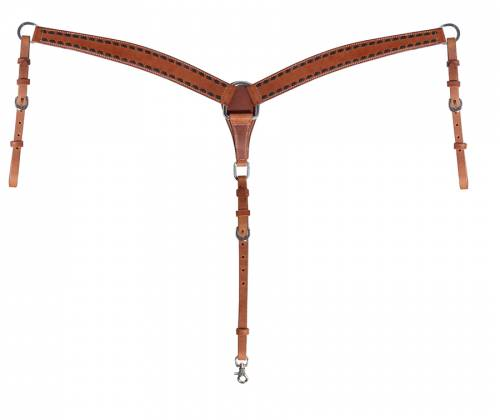 Buckstitched Breastcollar
