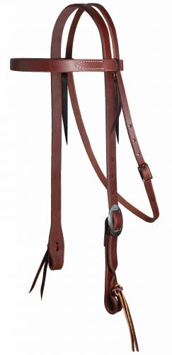 "Ranch ¾"" Pineapple Knot Browband Headstall"