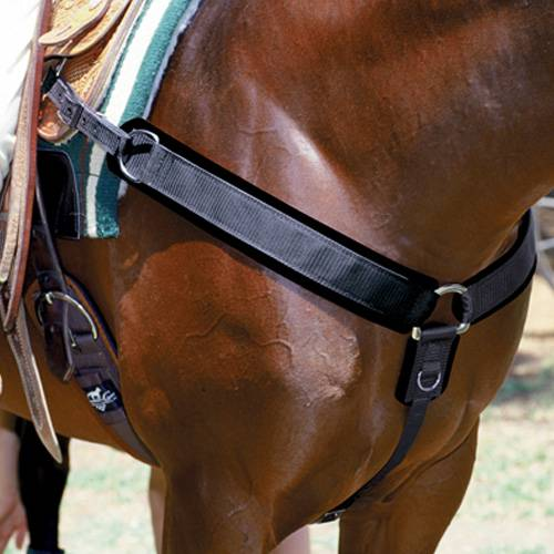 Professionals Choice - SMx Neoprene Breast Collar