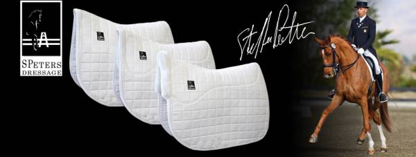 Steffen Peters Saddle Pads
