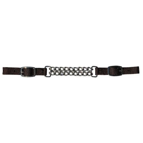 Nylon Curb Chain - Double Chain