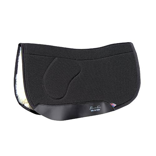 Professionals Choice - SMx Air Ride OrthoSport Barrel Saddle Pad