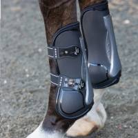 Boots & Wraps - Jumping Boots - Pro Performance Open Front Boots with TPU Fasteners