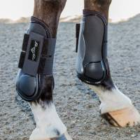 Boots & Wraps - Jumping Boots - Pro Performance Show Jump FRONT Boots