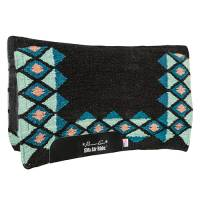"Saddle Pads - Comfort-Fit Air Ride Pads - Comfort-Fit SMx 1/2"" Air Ride Saddle Pad: Quest"
