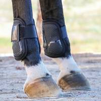 English - Clearance - Pro Mesh REAR Show Jumping Boots