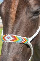 Western - Halters, Lead Ropes & Breast Collars - Cowboy Braided Rope Halter