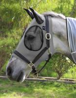 Western - Fly Protection - Professionals Choice - Comfort Fit Lycra Fly Mask