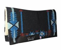 Saddle Pads - Comfort-Fit Air Ride Pads - Comfort-Fit SMx Air Ride Pad:  Arrow