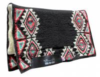 Clearance - Saddle Pads - Comfort-Fit SMx Air Ride Pad: Buckeye