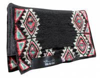 Saddle Pads - Comfort-Fit Air Ride Pads - Comfort-Fit SMx Air Ride Pad: Buckeye