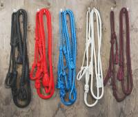 English - Halters, Lead Ropes & Breast Collars - Professionals Choice - Ranch Hand Halter & Lead Rope