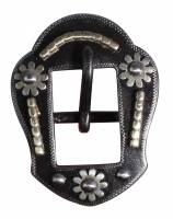 Professional's Choice Collection - Buckles - Centerbar Buckle Daisy