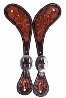 Schutz Leather - Professional's Choice Collection - Spur Straps