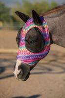 Professionals Choice - Comfort Fit Lycra Fly Mask - Image 6