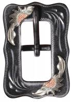 Professional's Choice Collection - Buckles - Centerbar Buckle Sunflower