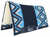 Saddle Pads - Comfort-Fit Air Ride Pads - Professionals Choice - Comfort-Fit SMx Air Ride Pad: El Dorado