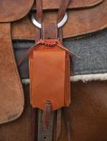 Leather Cell Phone Case - Image 1